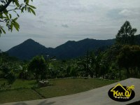Pemandangan Indah KM Zero Resort
